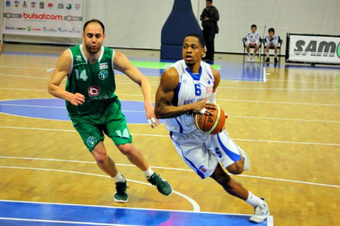 Terry Smith newcomer to Joventut