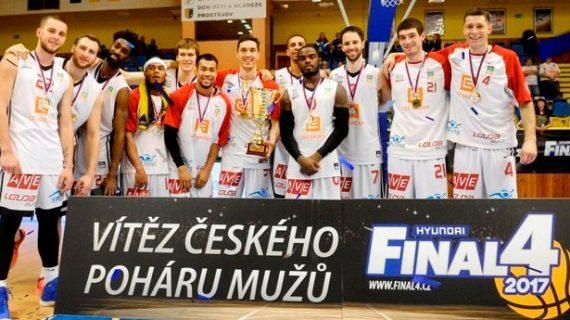 CEZ Nymburk wins back Czech Cup