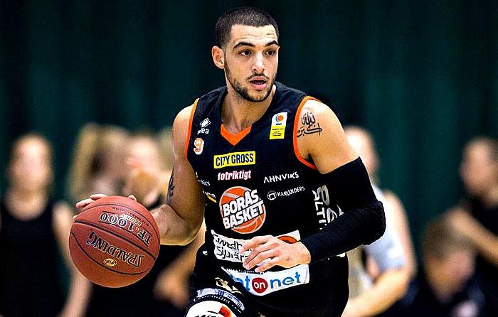 Omar Kayem newcomer to Prievidza