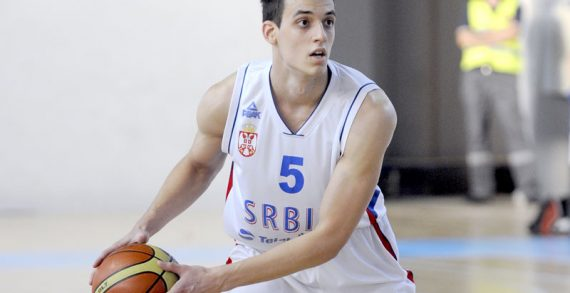 Nemanja Krstic signs with Kapfenberg
