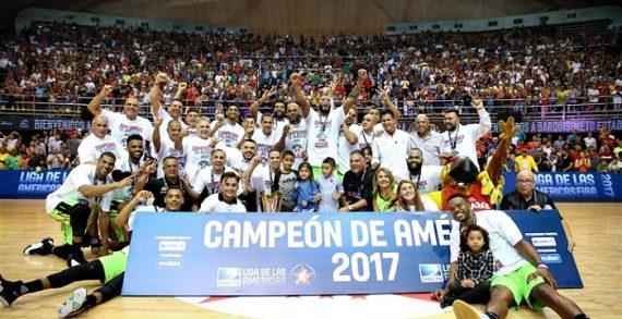 Guaros de Lara wins back-to-back Liga Americas titles