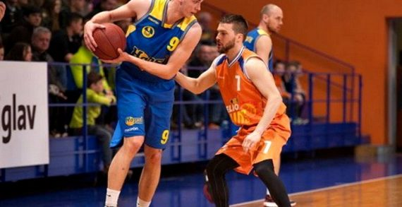 Marko Vukovic lands with Kosice