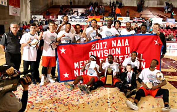 Union College bags first NAIA II title