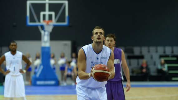 Nemanja Milosevic picked up by Orleans