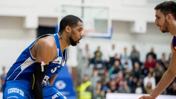 Porter Troupe signs with Lietkabelis