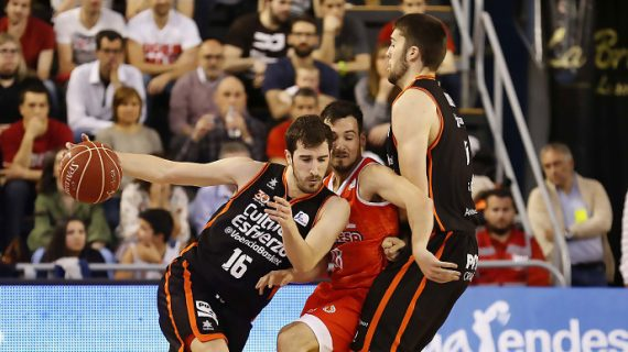 Spanish ACB: top six shuffles as Valencia goes first
