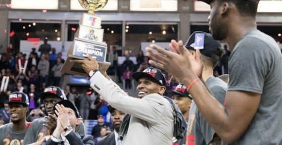 D-League: Toronto Raptors 905 wins the title