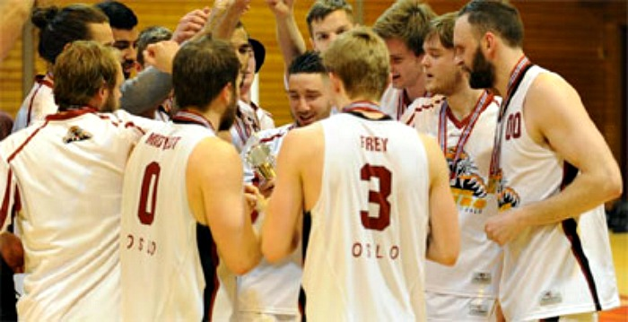 Centrum repeats as Norwegian BLNO champions