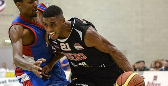 Jamell Anderson joins Townsville