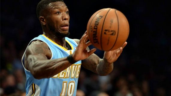 Nate Robinson landed by Guaros
