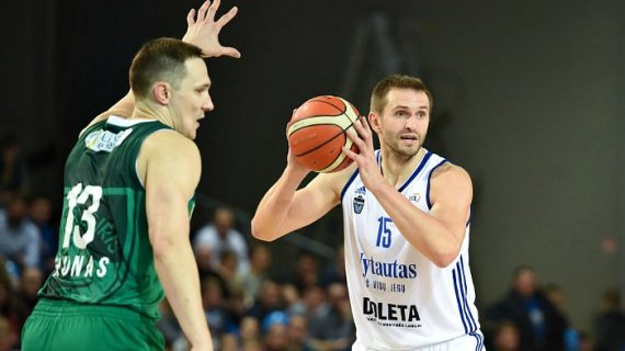 Vytautas captures first Baltic League crown in 2017