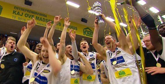 Danish Ligaen: Bakken Bears are back on top