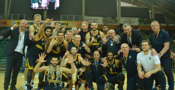 Budivelnyk wins Superleague Title over Khimik