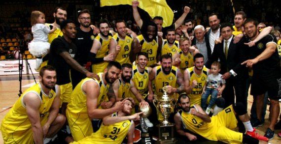 Inter Bratislava wins 2017 Slovakian SBL championship