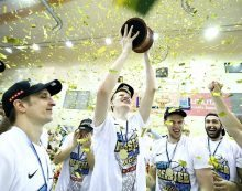 Kalev/Cramo wins 2017 Alexela KML championship