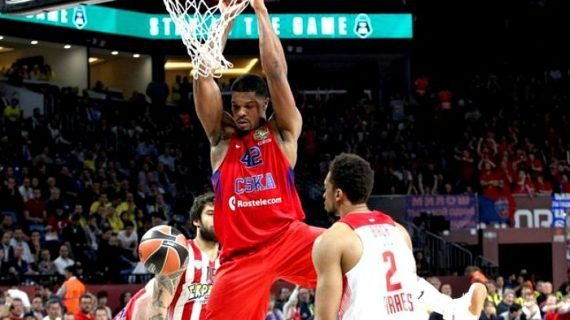 Kyle Hines gets extension from CSKA Moscow