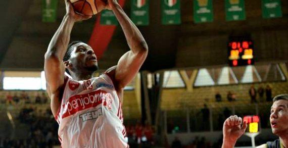 Stan Okoye reunites with Varese