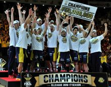 Tochigi Brex claim 1st Japanese B League title