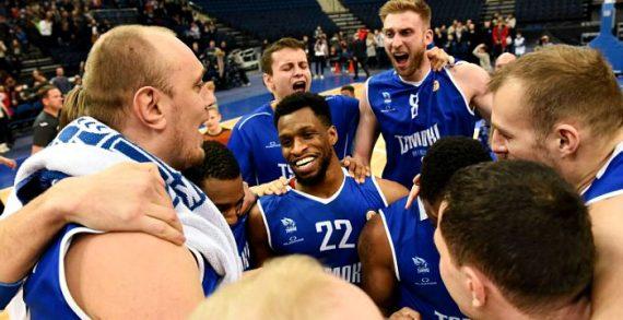 Tsmoki-Minsk defends Belarusian League title