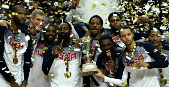 FIBA World Cup: USA to use non-NBA players to qualify