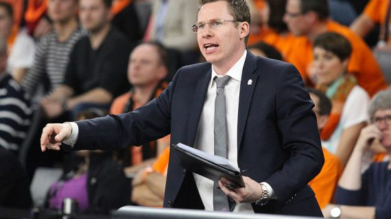 Andreas Wagner signed by Szolnoki Olajbanyasz to be next head coach