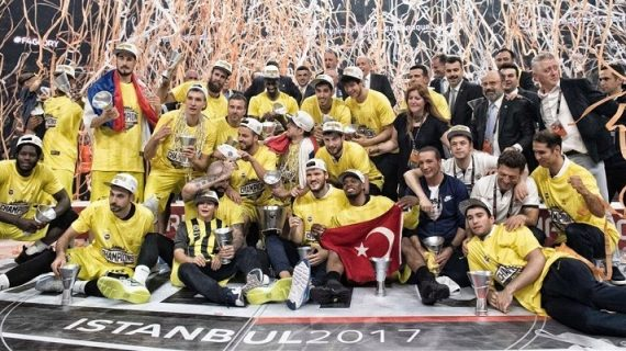 Turkish Airlines EuroLeague: Fenerbahce wins historic title