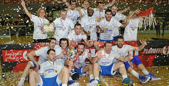 Dinamo Tbilisi wins Super League title