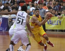 Tony Mitchell going to Metros de Santiago