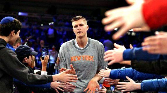 2017 NBA Draft: Kristaps Porzingis headlines trade rumors