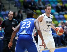 Eric Palm signs with KB Kosice