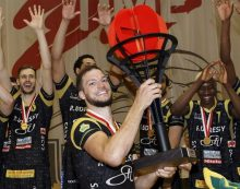 BBC Monthey wins Swiss league title