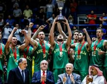 Australian Boomers bag first FIBA Asia Cup title