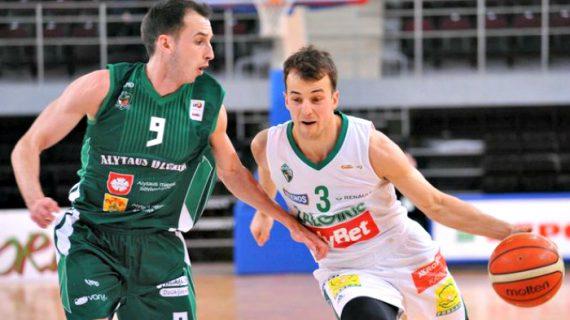 Zalgiris opens 2017-18 with win over Dzukija