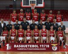 Benfica Basktall lifts 2017 Portugal SuperCup
