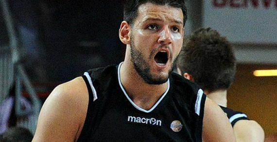 Dejan Ivanov joins the Flexx Pistoia