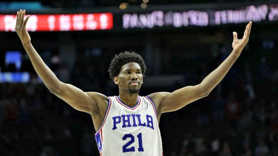 Joel Embiid Explodes for Career Night
