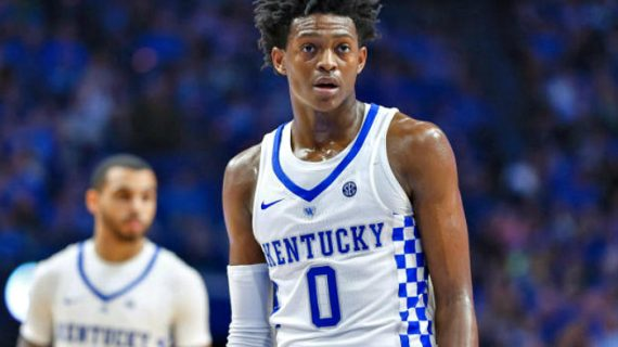 Kentucky University has most active NBA players