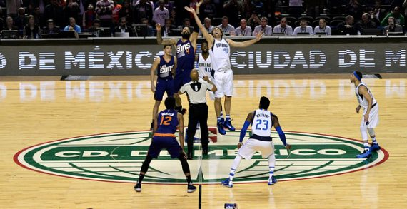 NBA mulling G-League expansion in Mexico