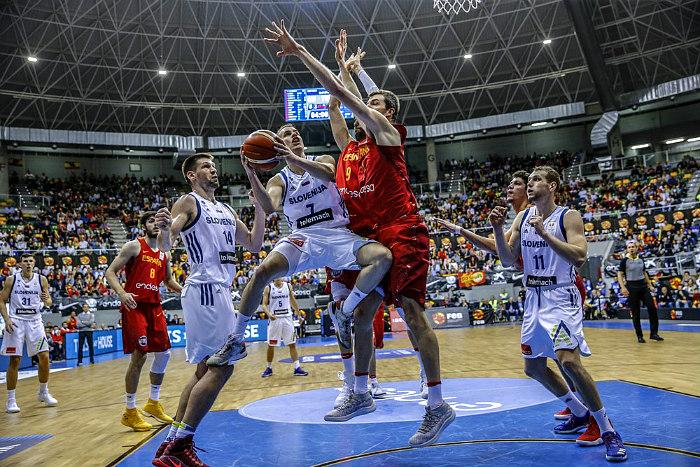 World Cup 2019 Euro Qualifiers: Spain Wins, Croatia Falls