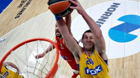 Colton Iverson now with Andorra