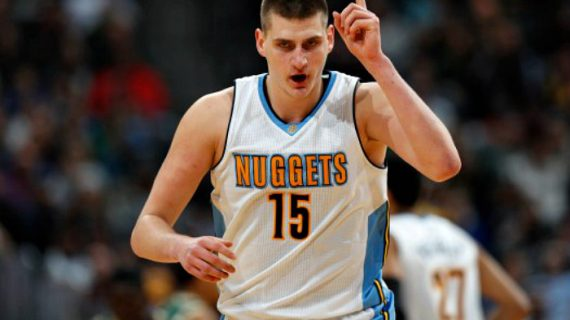 Nikola Jokic, several other NBA players test positive for COVID-19