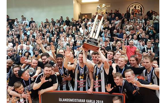KR secures fifth consecutive Icelandic title