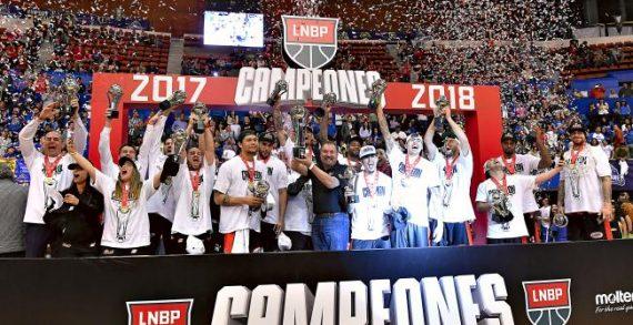 Soles de Mexicali claims LNBP title