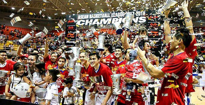Alab Pilipinas Wins 2018 ASEAN League Title