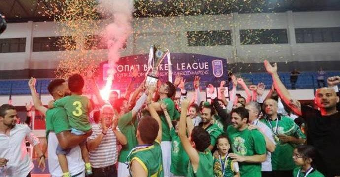 AEK Larnaca reclaims Cyprus title