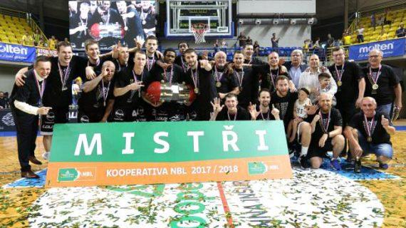 CEZ Nymburk Defends Czech NBL Title