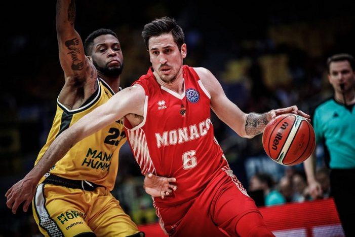 FIBA Champions League: Monaco and AEK reach final
