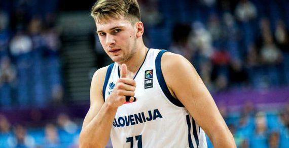 Luka Doncic and the 2018 NBA draft