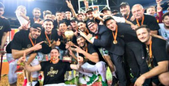 Olimpija Wins Liga Nova KBM Title in OT Thriller