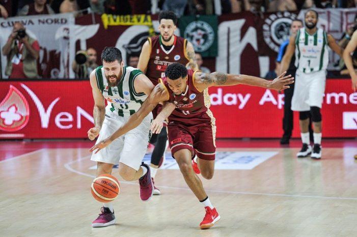 Umana Reyer Venezia wins FIBA Europe Cup